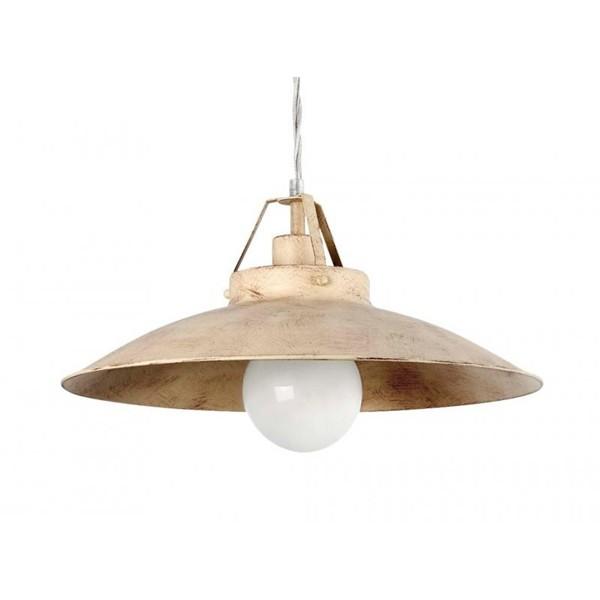 Pendul rustic diametru 40cm Tavern 68144, Candelabre, Pendule, Lustre, Corpuri de iluminat, lustre, aplice a