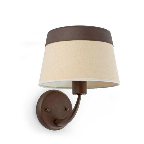 Aplica de perete rustic Sac 66190, Aplice de perete, Corpuri de iluminat, lustre, aplice a