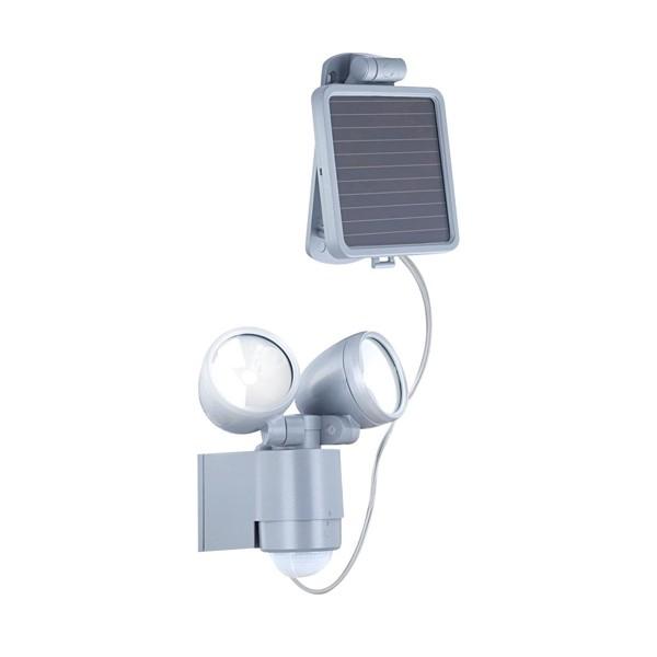 Reflector Solar power LED cu senzor 3715S GL, Iluminat cu senzor de miscare, Corpuri de iluminat, lustre, aplice a