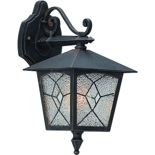 Aplica exterior IP44 Atlanta 3125 GL, Aplice de exterior clasice, rustice, traditionale,  a