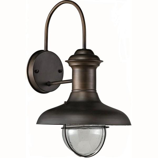 Aplica de perete rustic exterior IP33 Estoril 71140, ILUMINAT EXTERIOR, Corpuri de iluminat, lustre, aplice a