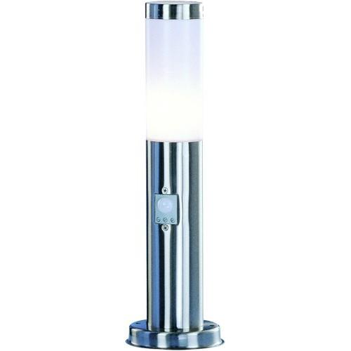 Stalp exterior cu senzor Boston 3158S GL, Iluminat cu senzor de miscare, Corpuri de iluminat, lustre, aplice a