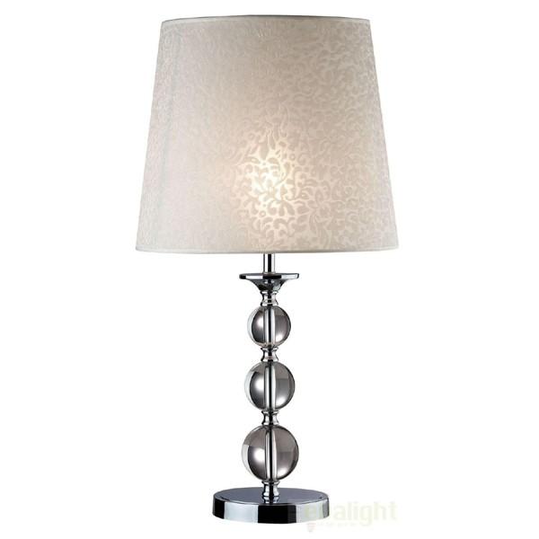 Veioza, lampa de masa STEP TL1 BIG BIANCO 026862, PROMOTII,  a