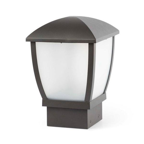 Stalp exterior  IP44 Wilma 75001, Stalpi de iluminat exterior mici si medii , Corpuri de iluminat, lustre, aplice, veioze, lampadare, plafoniere. Mobilier si decoratiuni, oglinzi, scaune, fotolii. Oferte speciale iluminat interior si exterior. Livram in toata tara.  a