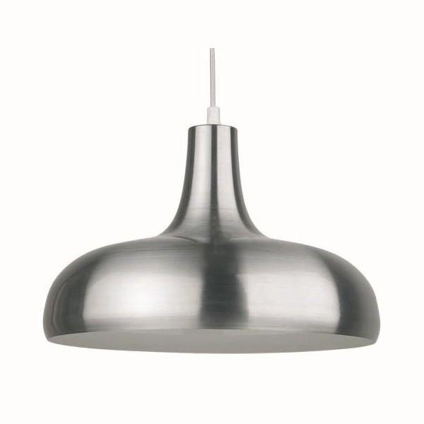 Pendul aluminium diametru 37cm Bongo 64108, NOU ! Lustre VINTAGE, RETRO, INDUSTRIA Style, Corpuri de iluminat, lustre, aplice a
