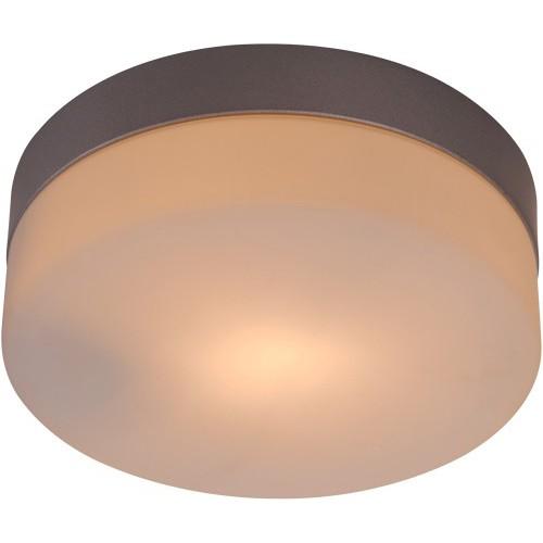 Plafonier baie IP44 Vranos 32111 GL, Plafoniere cu protectie pentru baie, Corpuri de iluminat, lustre, aplice a
