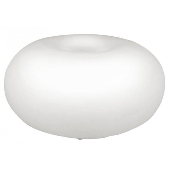 Veioza, lampa de masa moderna diametru 28cm Optica 86818 EL, PROMOTII, Corpuri de iluminat, lustre, aplice, veioze, lampadare, plafoniere. Mobilier si decoratiuni, oglinzi, scaune, fotolii. Oferte speciale iluminat interior si exterior. Livram in toata tara.  a