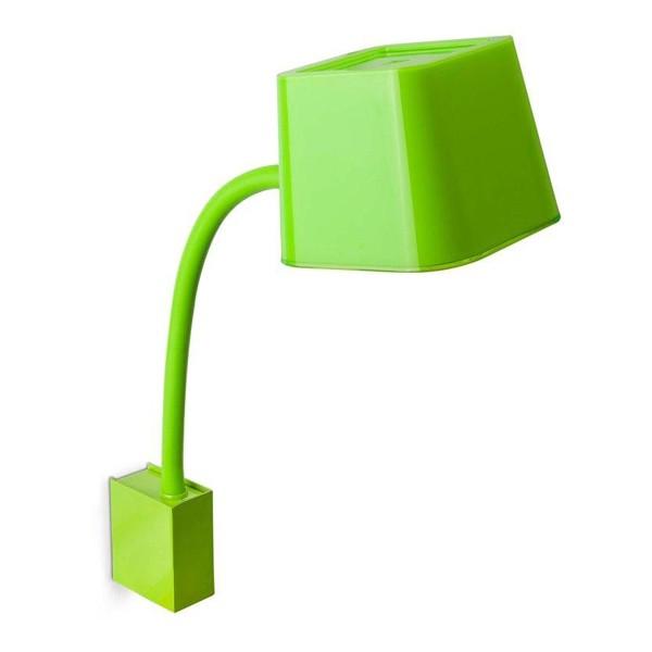 Aplica de perete Verde Faro Barcelona Flexi 29931, Magazin, Corpuri de iluminat, lustre, aplice, veioze, lampadare, plafoniere. Mobilier si decoratiuni, oglinzi, scaune, fotolii. Oferte speciale iluminat interior si exterior. Livram in toata tara.  a