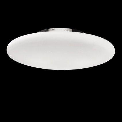 Plafonier diam.33cm SMARTIES BIANCO PL1 D33 009223, Cele mai vandute Corpuri de iluminat, lustre, aplice, veioze, lampadare, plafoniere. Mobilier si decoratiuni, oglinzi, scaune, fotolii. Oferte speciale iluminat interior si exterior. Livram in toata tara.  a