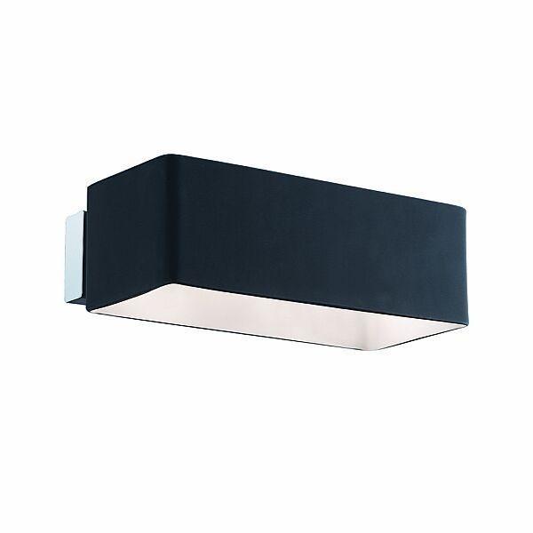 Aplica de perete BOX AP2 nero 009513, Promotii si Reduceri⭐ Oferte ✅Corpuri de iluminat ✅Lustre ✅Mobila ✅Decoratiuni de interior si exterior.⭕Pret redus online➜Lichidari de stoc❗ Magazin ➽ www.evalight.ro. a