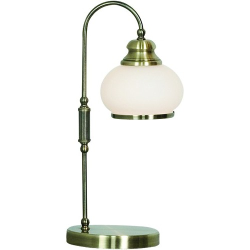 Veioza Nostalgika 6900-1T GL, ILUMINAT INTERIOR RUSTIC, Corpuri de iluminat, lustre, aplice a