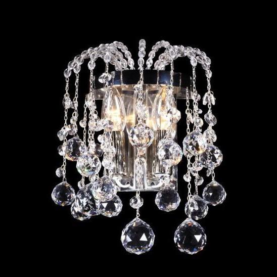 Aplica de perete Lux cristal Bohemia N27 235/02/4, Magazin,  a