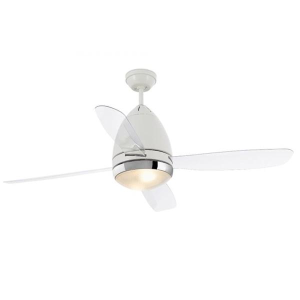 Lustra Ventilator cu Telecomanda diametru 131cm Faretto 33389 Faro Barcelona, Lustra cu Ventilator, Corpuri de iluminat, lustre, aplice a