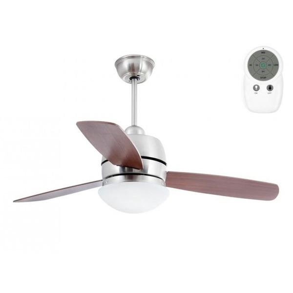 Lustra Ventilator modern cu telecomanda Maui 33407 Faro Barcelona, Lustra cu Ventilator, Corpuri de iluminat, lustre, aplice a