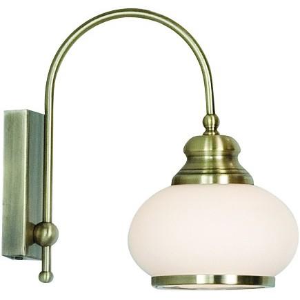 Aplica Nostalgika 6900-1W GL, Aplice de perete, Corpuri de iluminat, lustre, aplice a