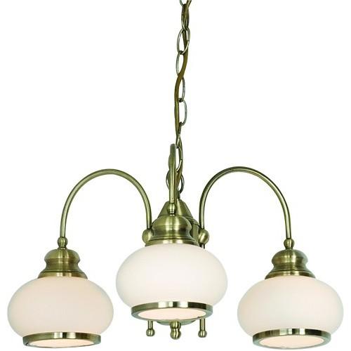 Candelabru Nostalgika 6900-3 GL, ILUMINAT INTERIOR RUSTIC, Corpuri de iluminat, lustre, aplice a