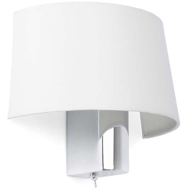 Aplica de perete blanco Hotel 29940 , Promotii si Reduceri⭐ Oferte ✅Corpuri de iluminat ✅Lustre ✅Mobila ✅Decoratiuni de interior si exterior.⭕Pret redus online➜Lichidari de stoc❗ Magazin ➽ www.evalight.ro. a