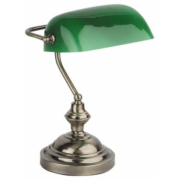 Veioza, lampa de masa Banker 68334 , Cele mai vandute Corpuri de iluminat, lustre, aplice, veioze, lampadare, plafoniere. Mobilier si decoratiuni, oglinzi, scaune, fotolii. Oferte speciale iluminat interior si exterior. Livram in toata tara.  a