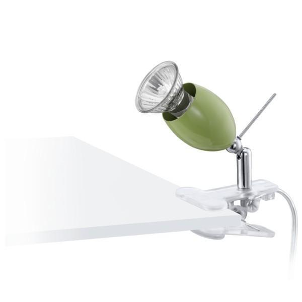 Spot cu clips Banny 92094 EL, Spoturi - iluminat - cu 1 spot, Corpuri de iluminat, lustre, aplice a
