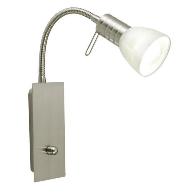 Aplica cu spot reglabil si variator de intensitate Prince 1 86428 EL, Spoturi - iluminat - cu 1 spot, Corpuri de iluminat, lustre, aplice a