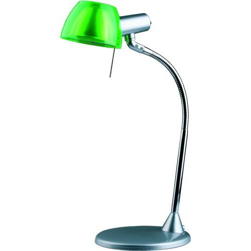 Veioza, lampa de masa Birou Brasilia 24204 GL, Veioze de Birou moderne, Corpuri de iluminat, lustre, aplice a