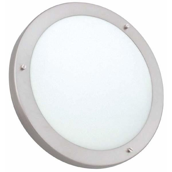 Aplica de tavan IP44 Yuca-3 63012 Faro Barcelona, Plafoniere cu protectie pentru baie, Corpuri de iluminat, lustre, aplice, veioze, lampadare, plafoniere. Mobilier si decoratiuni, oglinzi, scaune, fotolii. Oferte speciale iluminat interior si exterior. Livram in toata tara.  a