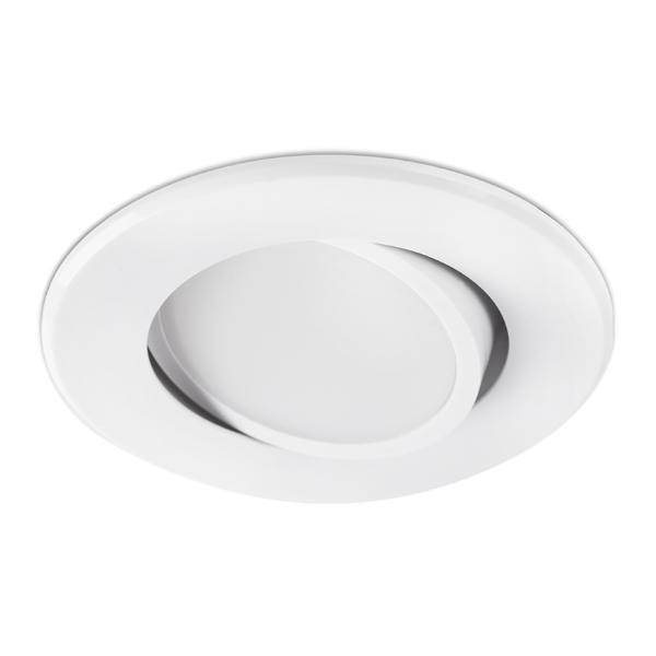 Spot incorporabil LED Koi 42921 Faro Barcelona, Spoturi LED incastrate, aplicate, Corpuri de iluminat, lustre, aplice a