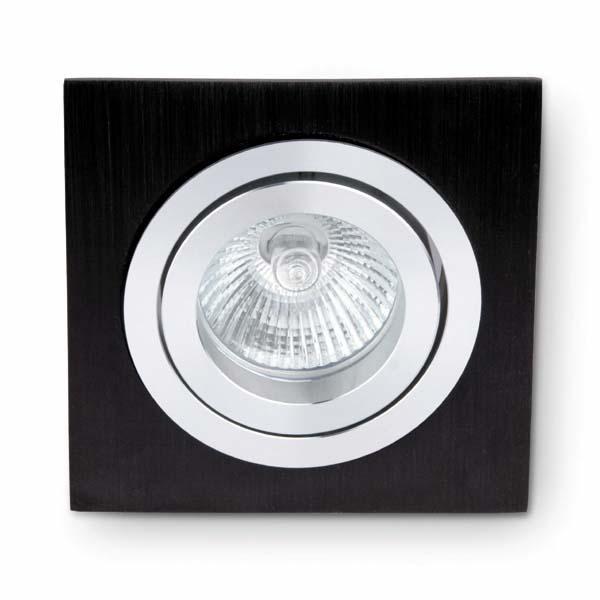 Spot incorporabil Plano-1 43383 Faro Barcelona, Spoturi incastrate, aplicate - tavan / perete, Corpuri de iluminat, lustre, aplice a