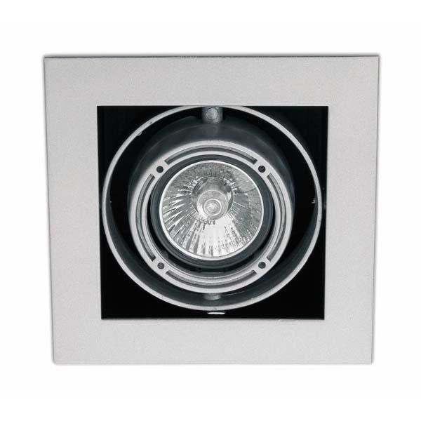 Spot incorporabil Zircon-1 43315 Faro Barcelona, Spoturi incastrate, aplicate - tavan / perete, Corpuri de iluminat, lustre, aplice a