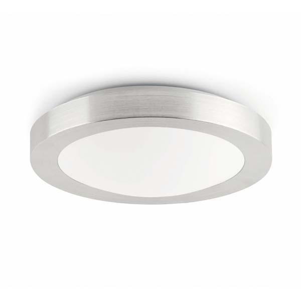 Plafonier baie IP44 Logos-1 62980 Faro Barcelona, Plafoniere cu protectie pentru baie, Corpuri de iluminat, lustre, aplice a
