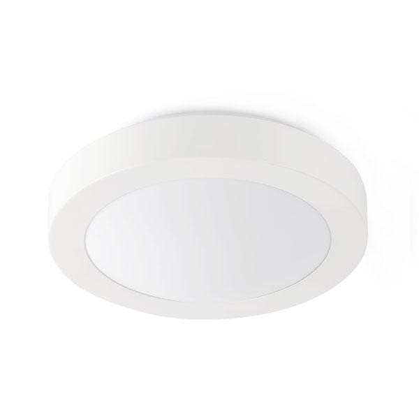 Plafonier baie IP44 Logos-1 62965 Faro Barcelona, Plafoniere cu protectie pentru baie, Corpuri de iluminat, lustre, aplice a