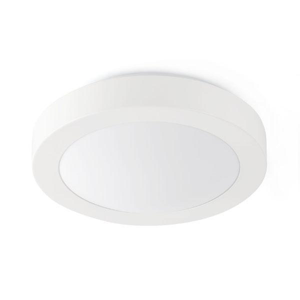 Plafonier baie IP44 Logos-2 62966 Faro Barcelona, Plafoniere cu protectie pentru baie, Corpuri de iluminat, lustre, aplice a