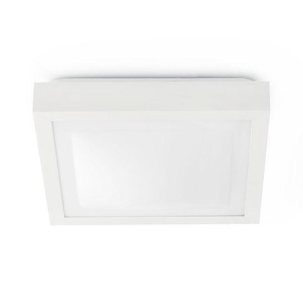 Plafonier de baie IP44 Tola-1 62968 Faro Barcelona, Plafoniere cu protectie pentru baie, Corpuri de iluminat, lustre, aplice a