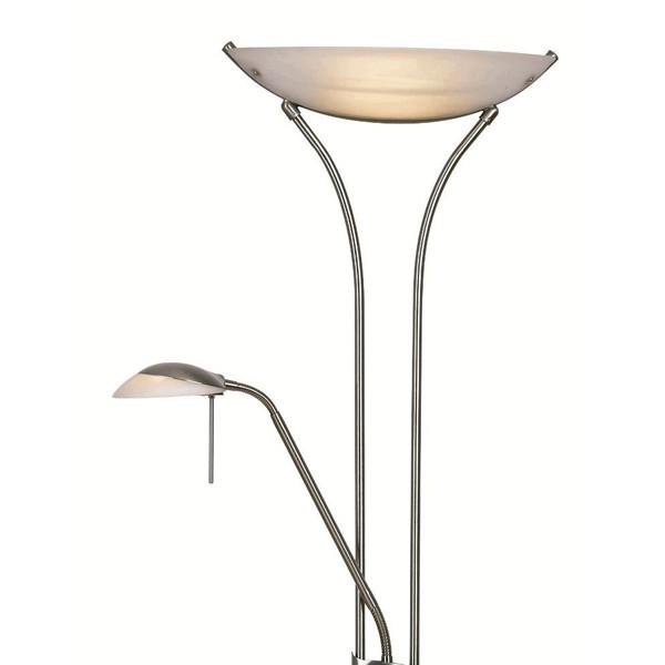 Lampadar cu dimmer Lupo 58027 GL, Lampadare, Corpuri de iluminat, lustre, aplice a