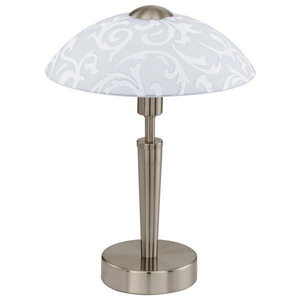 Veioza  lampa de masa Solo 91238 EL, Magazin, Corpuri de iluminat, lustre, aplice, veioze, lampadare, plafoniere. Mobilier si decoratiuni, oglinzi, scaune, fotolii. Oferte speciale iluminat interior si exterior. Livram in toata tara.  a