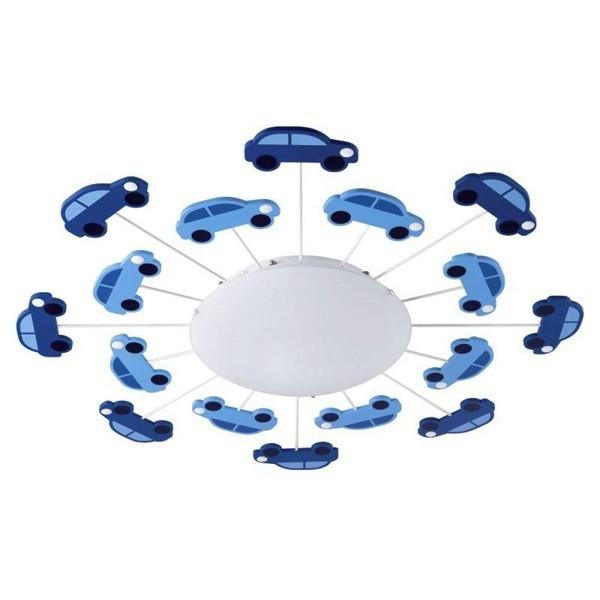 Aplica de perete  Plafonier copii Viki 1 92146 EL, Lustre pentru camera Copii, Corpuri de iluminat, lustre, aplice a