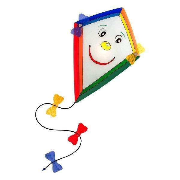 Aplica de perete  Plafonier copii Jeff 87639 EL, Lustre pentru camera Copii, Corpuri de iluminat, lustre, aplice a
