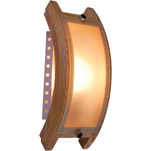 Aplica din lemn Admiral 41308 GL, Aplice de perete simple, Corpuri de iluminat, lustre, aplice, veioze, lampadare, plafoniere. Mobilier si decoratiuni, oglinzi, scaune, fotolii. Oferte speciale iluminat interior si exterior. Livram in toata tara.  a