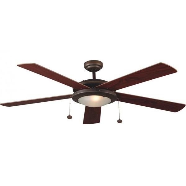 Lustra Ventilator diam  132cm Manila 33192 Faro Barcelona, Lustra cu Ventilator, Corpuri de iluminat, lustre, aplice a