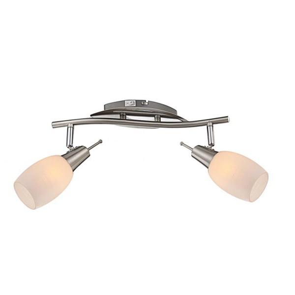 Aplica de perete, Plafonier Gillian 54983-2 GL, Spoturi - iluminat - cu 2 spoturi, Corpuri de iluminat, lustre, aplice a
