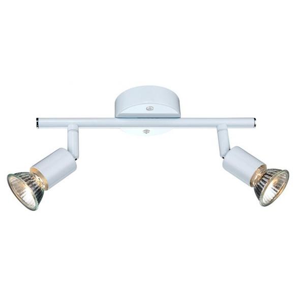 Aplica de perete, Plafonier Olana 57381-2 GL, Spoturi - iluminat - cu 2 spoturi, Corpuri de iluminat, lustre, aplice a
