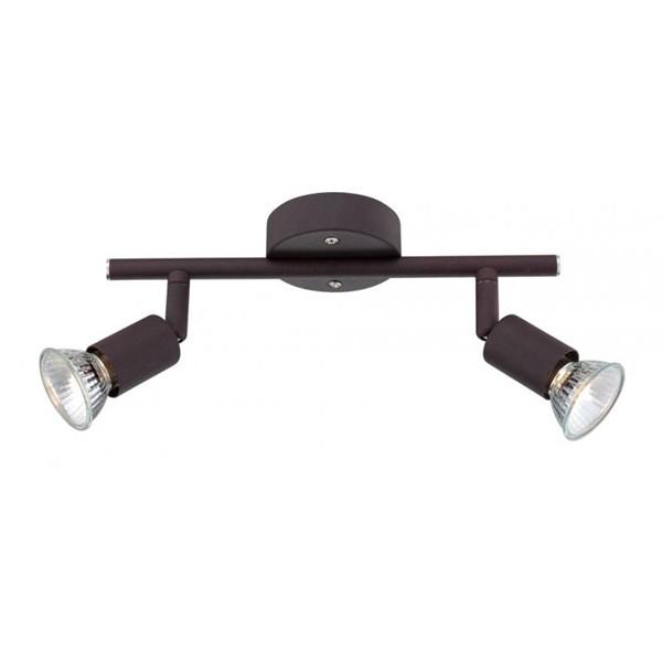 Aplica de perete, Plafonier Oliwa 57382-2, Spoturi - iluminat - cu 2 spoturi, Corpuri de iluminat, lustre, aplice a