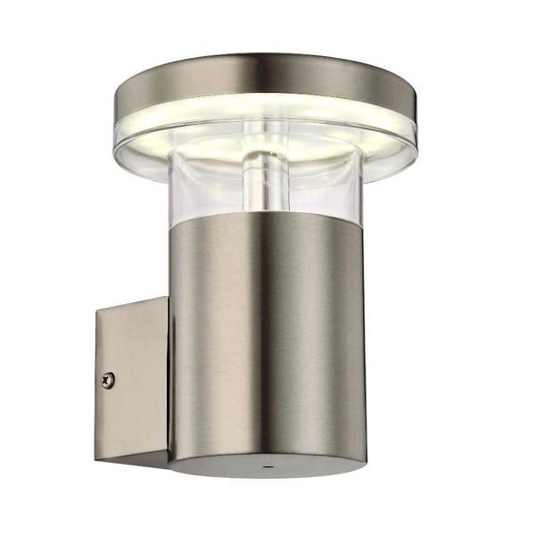 Aplica de perete moderna  LED, IP44 Sergio 34145 GL, ILUMINAT EXTERIOR, Corpuri de iluminat, lustre, aplice a