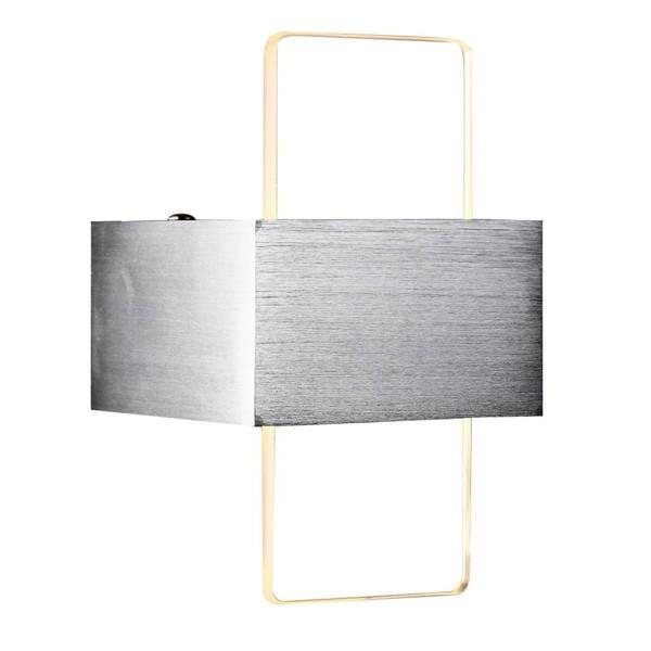 Aplica de perete avangard LED Isaac 41535, Outlet ➜ Discount⭐ Oferte ✅Corpuri de iluminat ✅Lustre ✅Mobila ✅Decoratiuni de interior si exterior.⭕Pret redus online➜Lichidari de stoc❗ Magazin ➽ www.evalight.ro. a