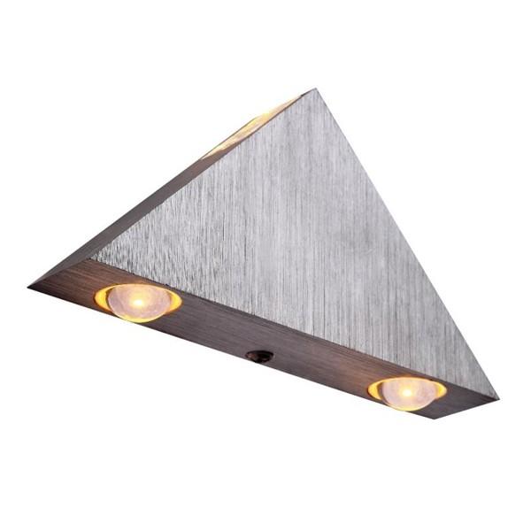 Aplica de perete avangard LED Gordon 7601 GL, Aplice de perete LED, Corpuri de iluminat, lustre, aplice, veioze, lampadare, plafoniere. Mobilier si decoratiuni, oglinzi, scaune, fotolii. Oferte speciale iluminat interior si exterior. Livram in toata tara.  a