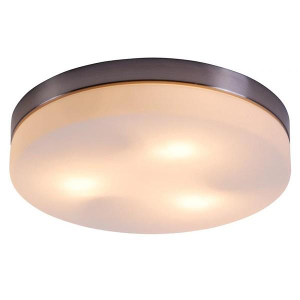 Plafonier diametru 30cm Opal 48403 GL, Cele mai vandute Corpuri de iluminat, lustre, aplice a
