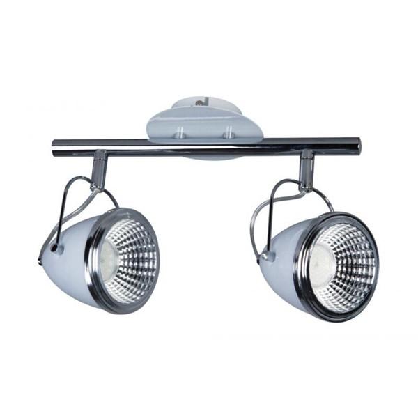 Lustra moderna cu 2 spoturi power LED Oliver 5109202 , PROMOTII, Corpuri de iluminat, lustre, aplice a