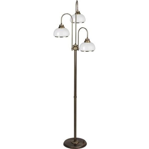 Lampadar, lampa de podea fabricat manual LS-3P Standard Patyna, PROMOTII,  a