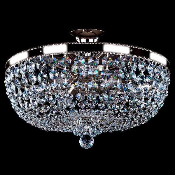 Plafonier cristal Swarovski Spectra diametru 40cm Gerta dia 450 Sp, Plafoniere Cristal Swarovski, Corpuri de iluminat, lustre, aplice, veioze, lampadare, plafoniere. Mobilier si decoratiuni, oglinzi, scaune, fotolii. Oferte speciale iluminat interior si exterior. Livram in toata tara.  a