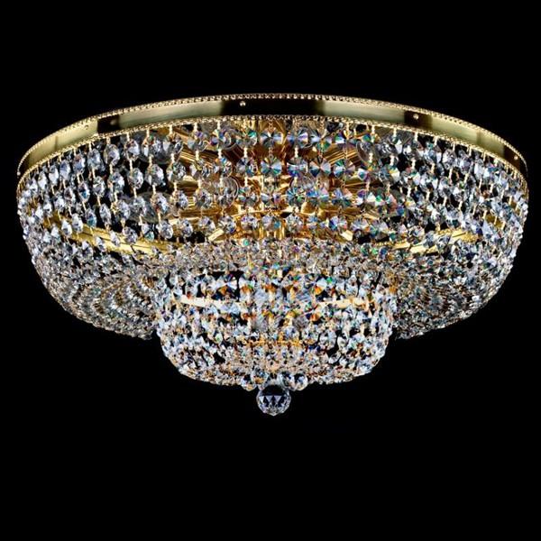 Plafonier cristal Swarovski Spectra diametru 60cm GERTA DIA 600 SP, Plafoniere Cristal Swarovski, Corpuri de iluminat, lustre, aplice, veioze, lampadare, plafoniere. Mobilier si decoratiuni, oglinzi, scaune, fotolii. Oferte speciale iluminat interior si exterior. Livram in toata tara.  a